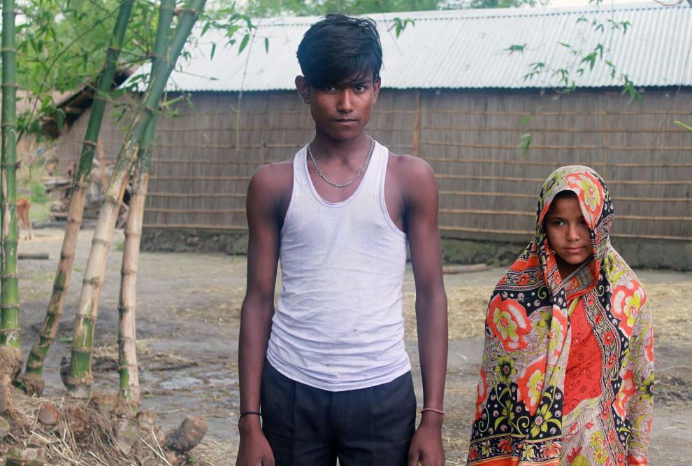 Развод молодых девушек 12 фотография