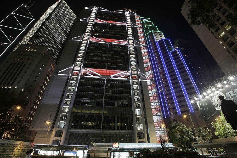 Час Земли 2013 в Гонконге