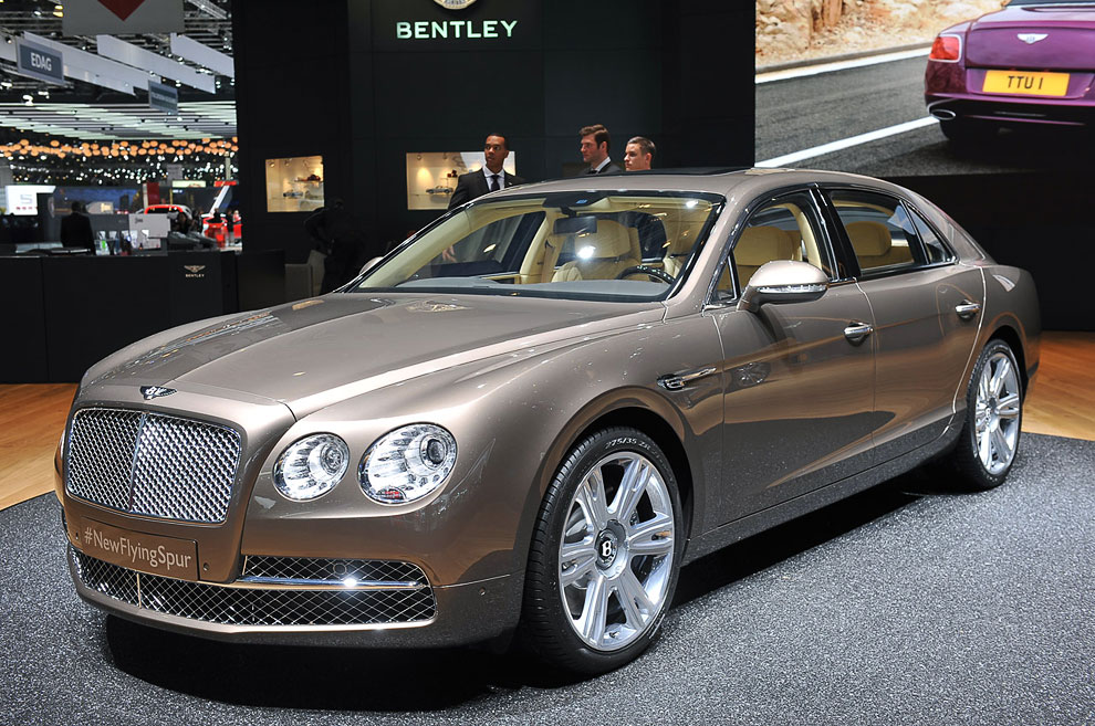 Бентли Continental Flying Spur