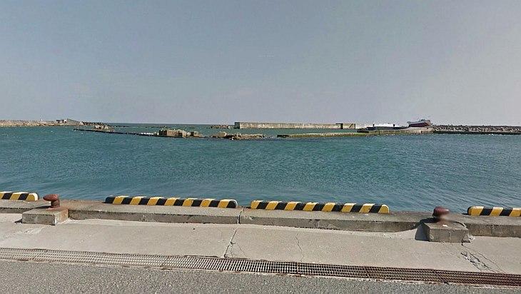 Бывший рыболовный порт — «дом» для 140 рыболовных судов