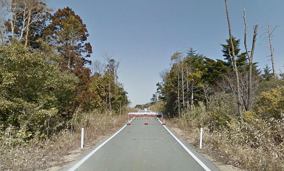 Большая часть дорог в этом городе-призраке заканчивается тупиками