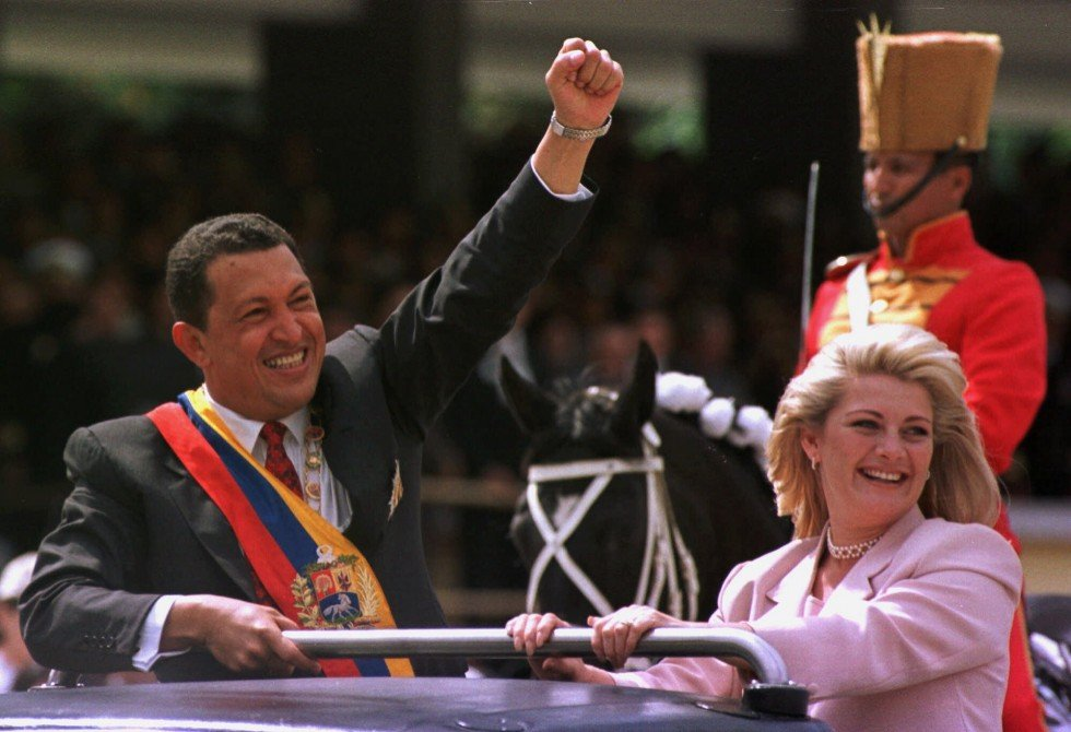 Уго Чавес уже президент Венесуэлы