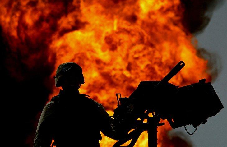 Война в Ираке: события 10-летней давности