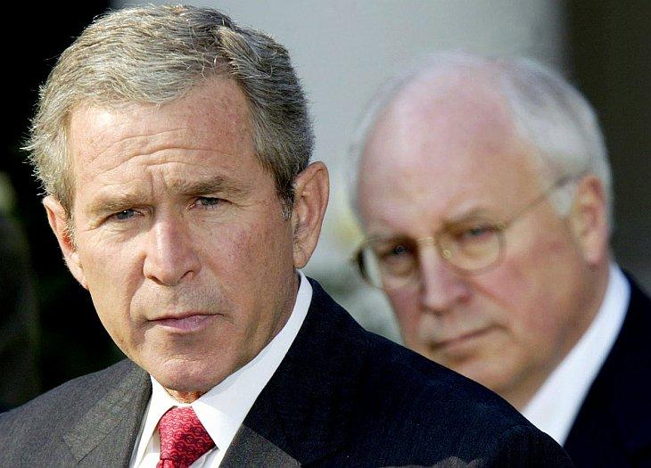 Президент США Джордж Буш-младший