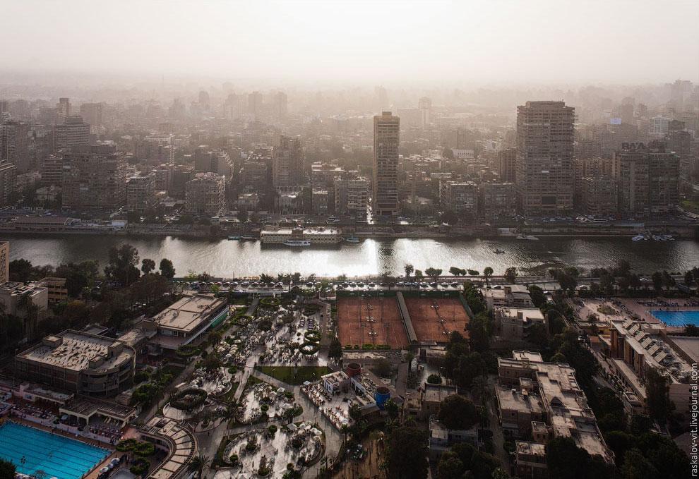 Каир и египетские пирамиды