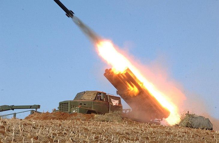 «Военная машина» Северной Кореи