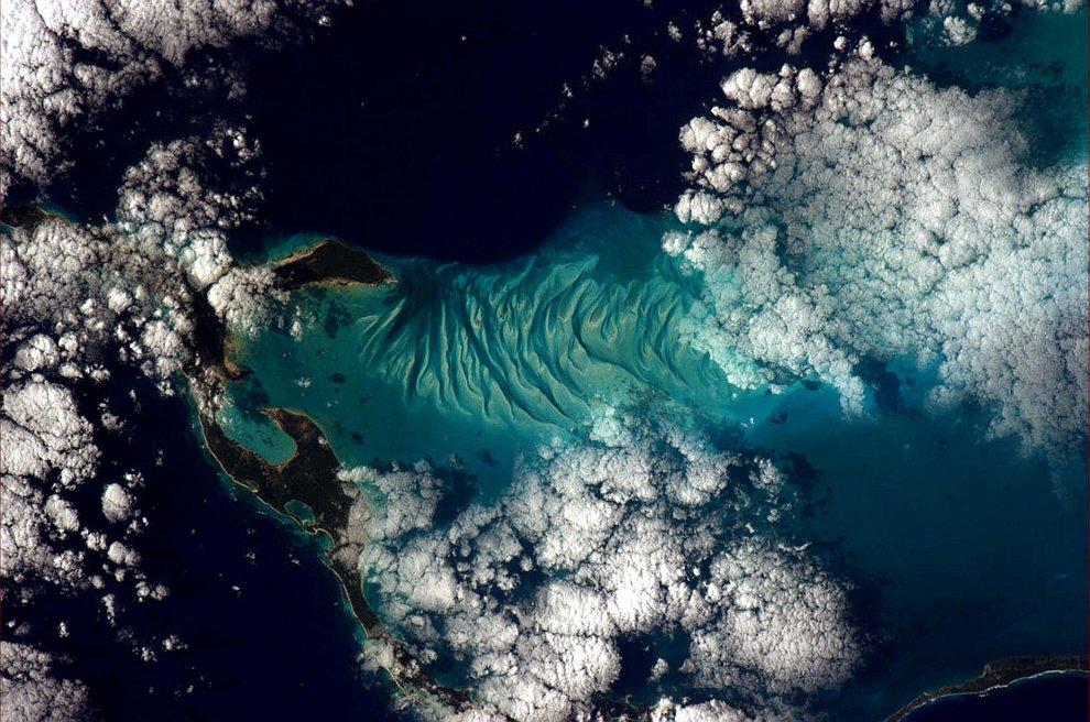 Сюрреалистическая красота Багамских островов