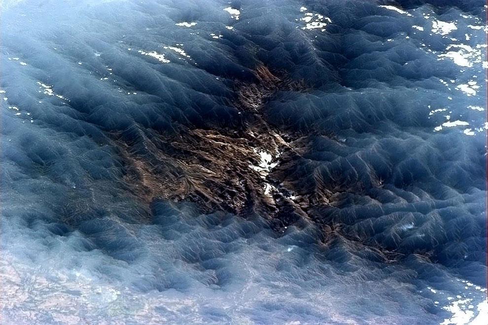 Бескрайние венесуэльские долины в тумане. Таинственные, красивые и нереальные