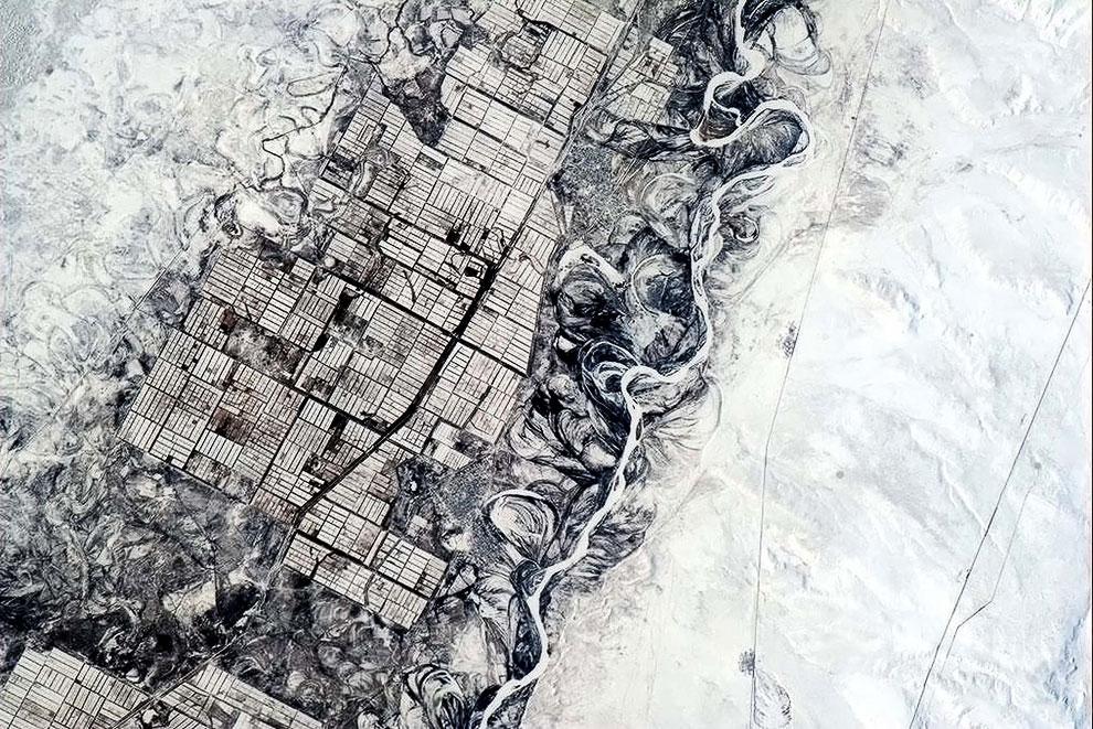 Фермерские хозяйства в Центральной Азии