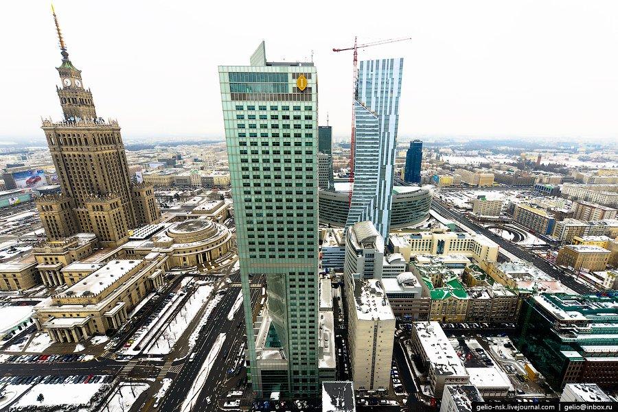 Гостиница Интерконтиненталь Варшава