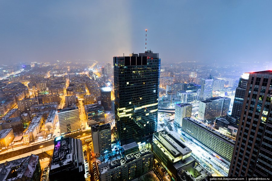 40-этажный небоскреб Rondo 1