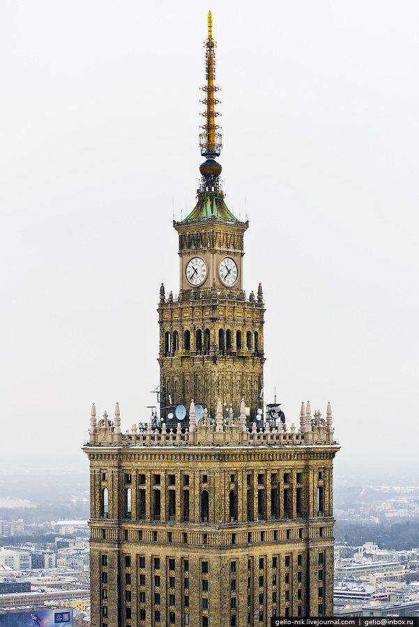 Дворец культуры и науки (Palac Kultury i Nauki)