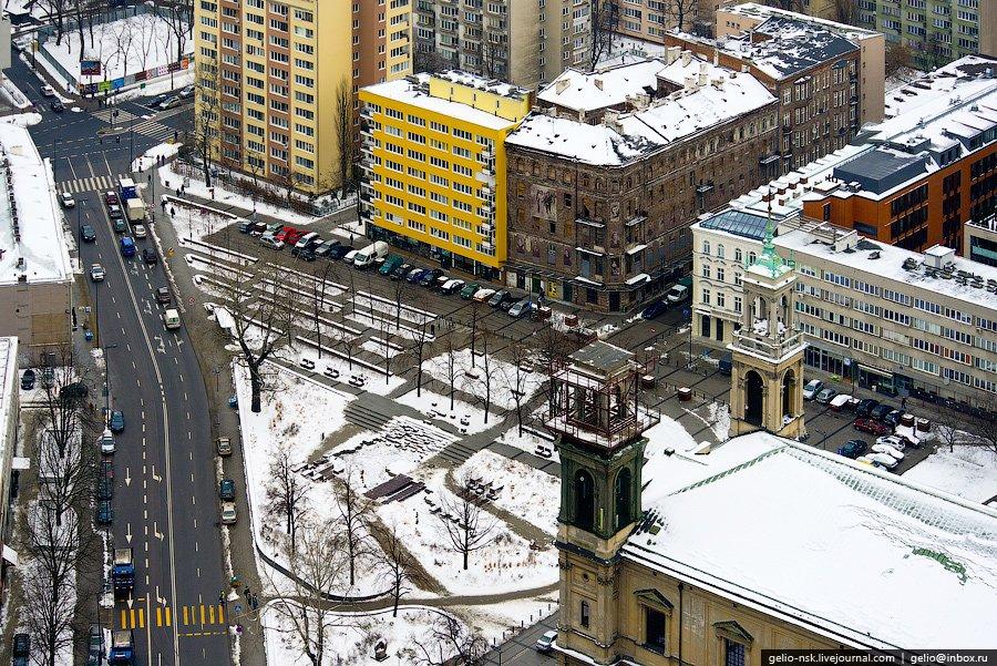Гжибовская площадь