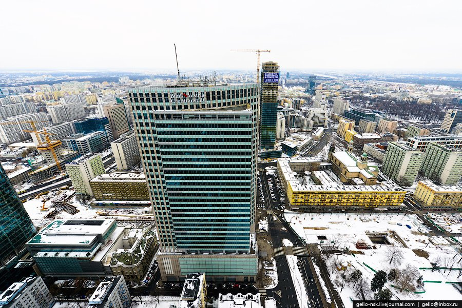 Warsaw Financial Center (Варшавский финансовый центр)