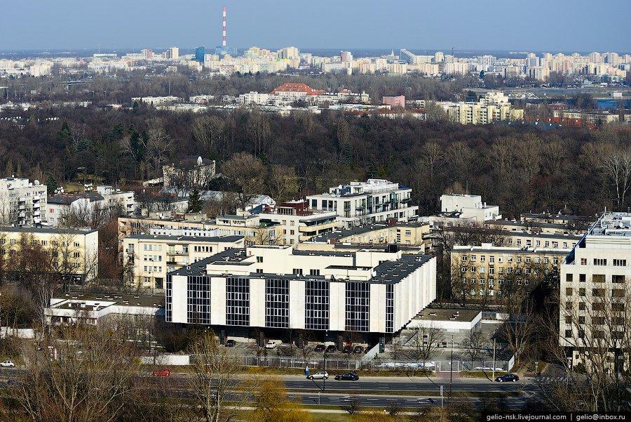 Российский центр науки и культуры в Варшаве и Торговое представительство Российской Федерации