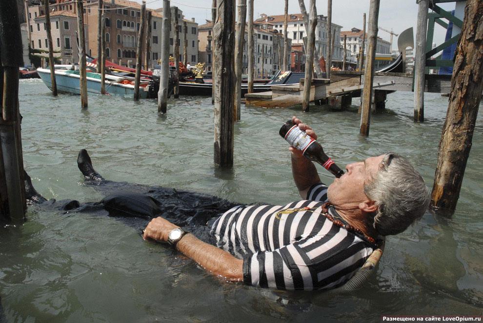 Отдых по-венециански