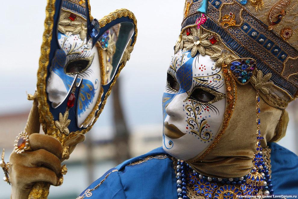 На главной площади Венеции – Сан Марко