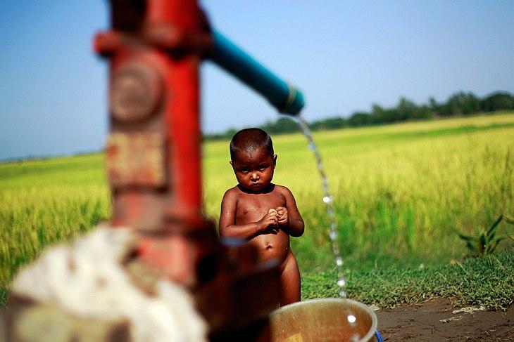 Всемирный День воды 2013