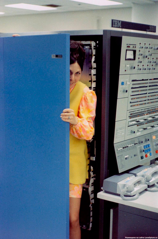 Дурачество с супер-компьютером IBM