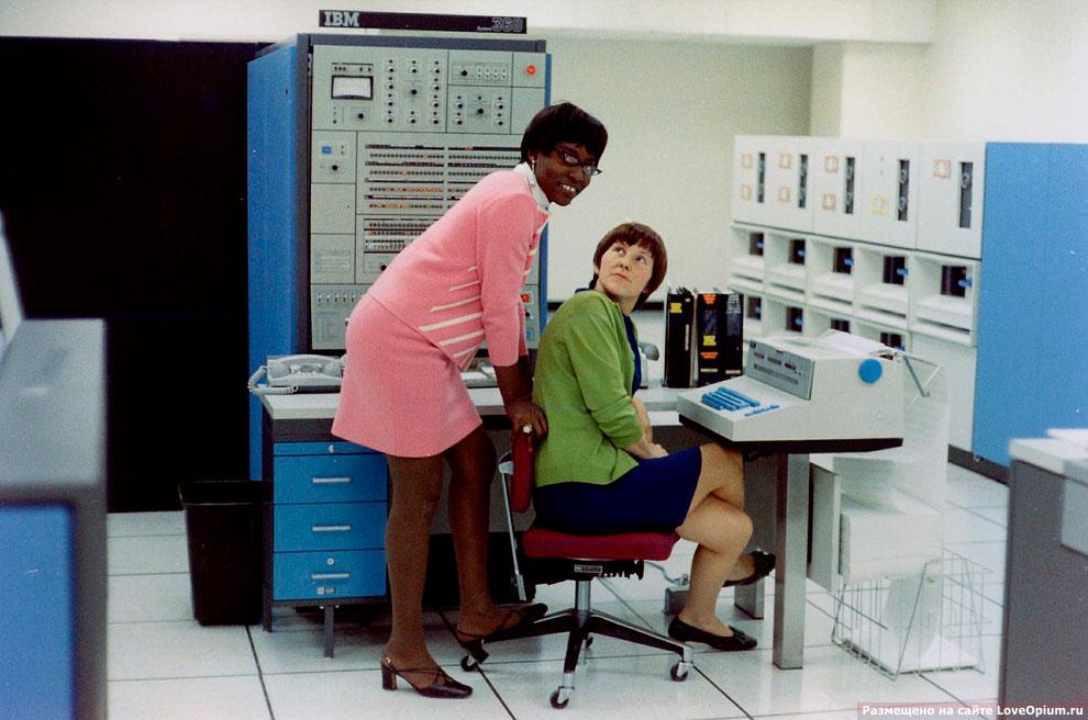 Операторы компьютеров