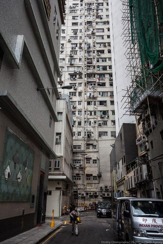 Жилищный вопрос по-гонконгски