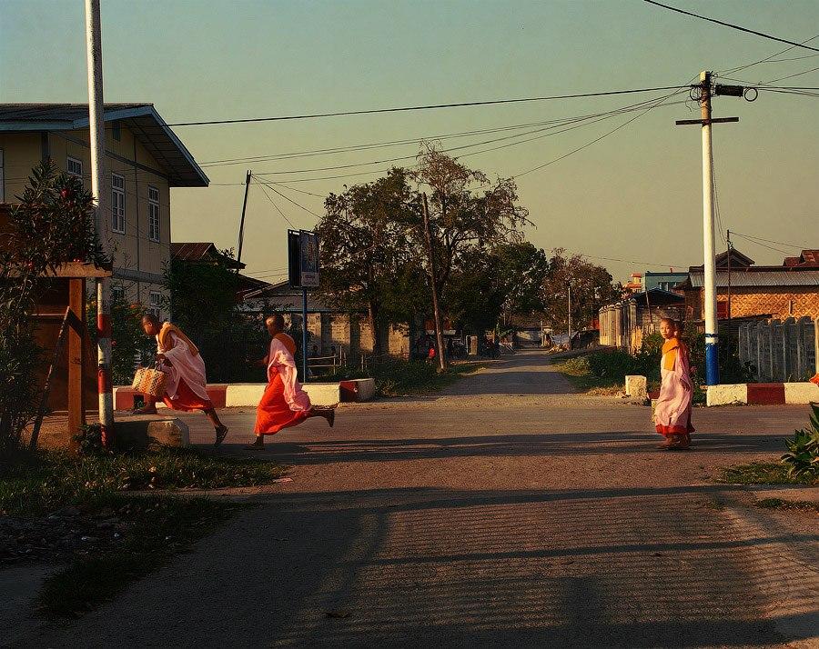 Нетуристическая мьянма