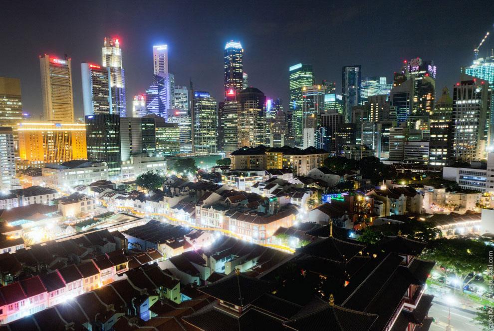 Высотный Сингапур