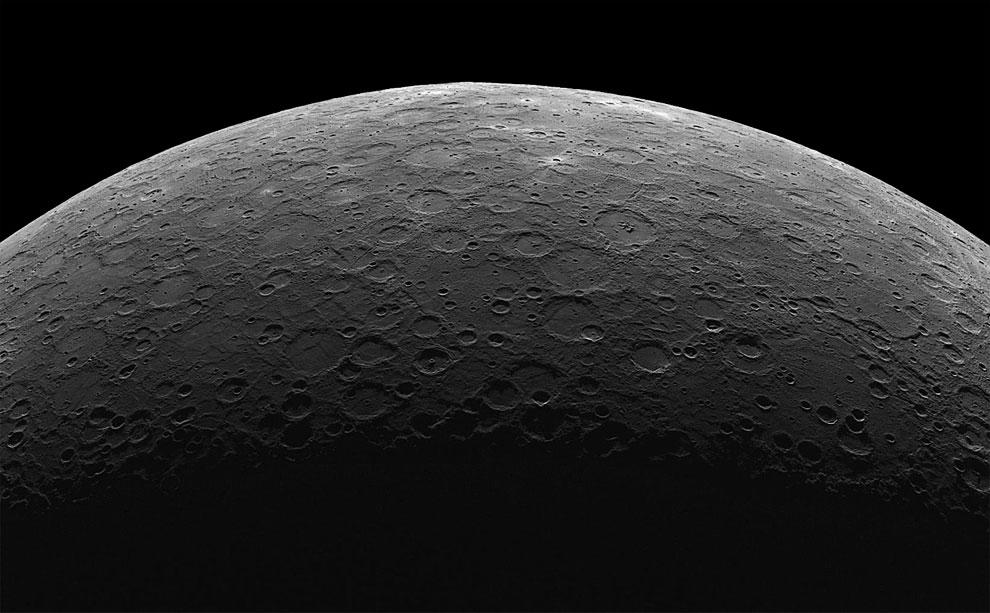 Меркурий — самая близкая к Солнцу планета Солнечной системы