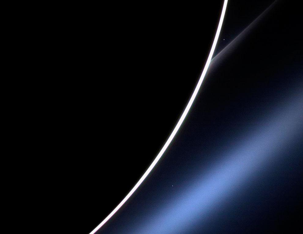 Рассвет на Сатурне