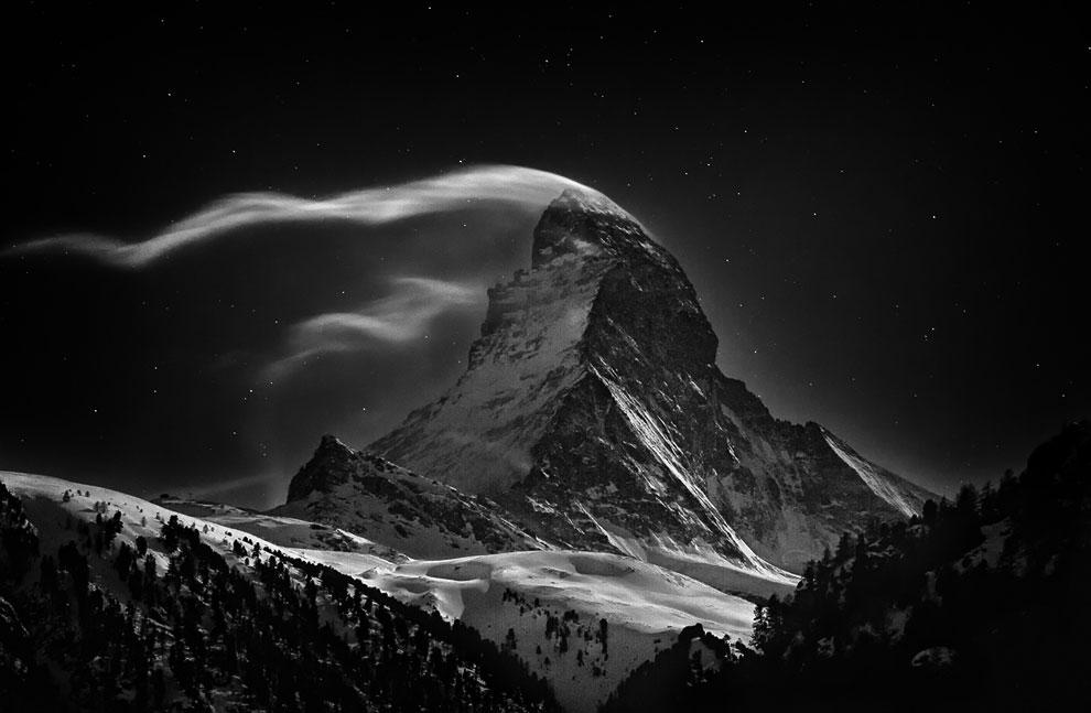Маттерхорн — живописнейшая гора в Альпах