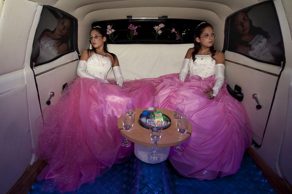 Кинсеаньера — возраст совершеннолетия девочек