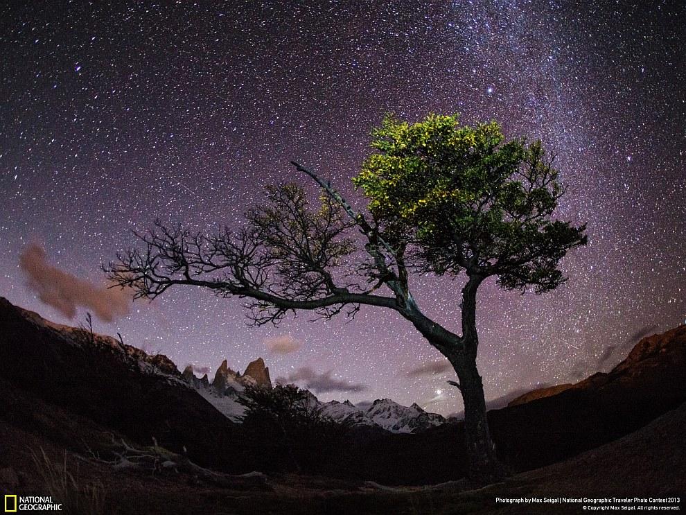 Ночь в Патагонии