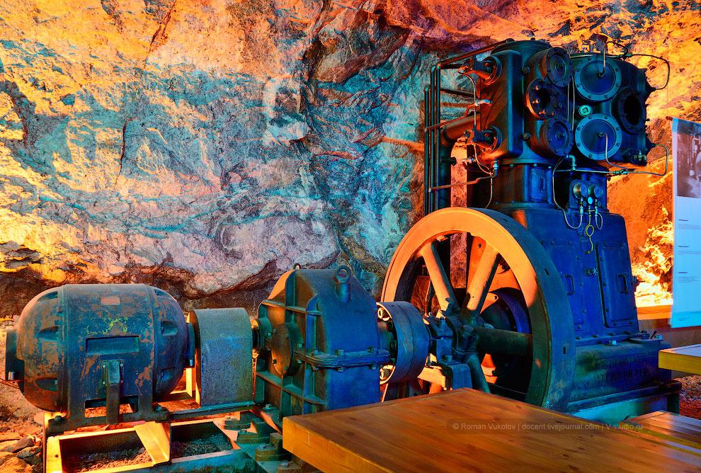Подземный музей Тютюри
