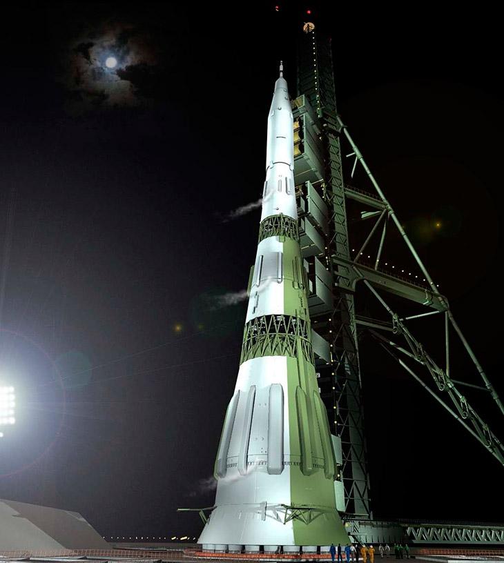 Н1 — «Царь-ракета»