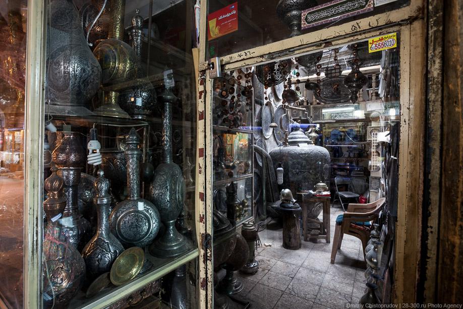 Настоящий иранский базар