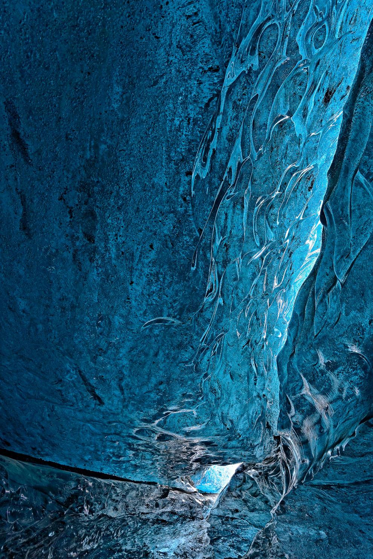 Айсберги под водой  okru