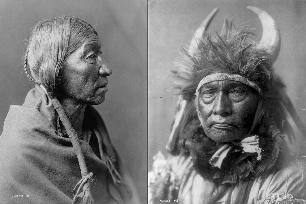 Индейцы — общее название коренного населения Америки