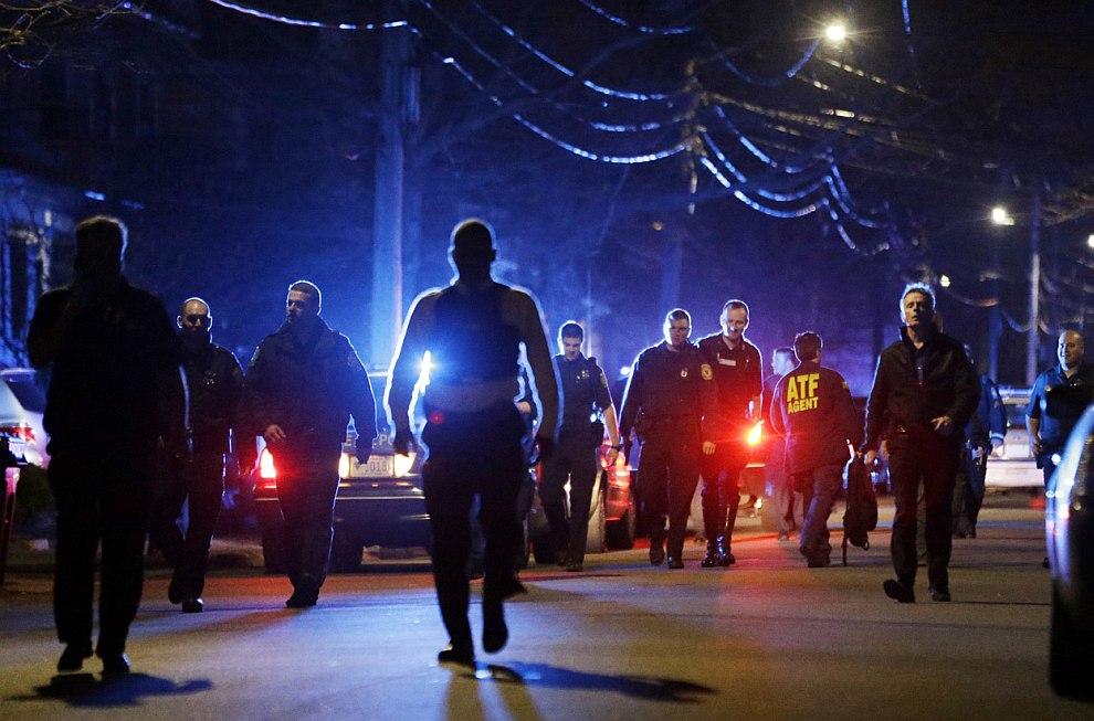 Так или иначе, на поиски подозреваемых были брошены все силы