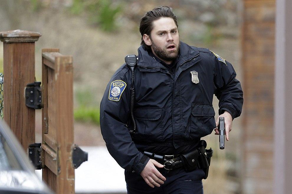 Полицейский Бостона
