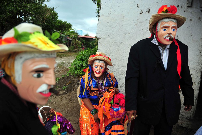 Торжества в Никарагуа в честь Дня памяти святого Себастьяна в Католической церкви