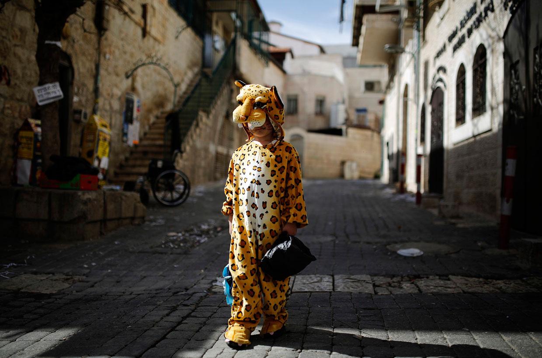 В Израиле начинается еврейский праздник Пурим