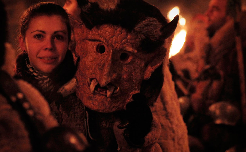 Кукери — ряженные персонажи болгарского обычая, символизирующего изгнание злых духов