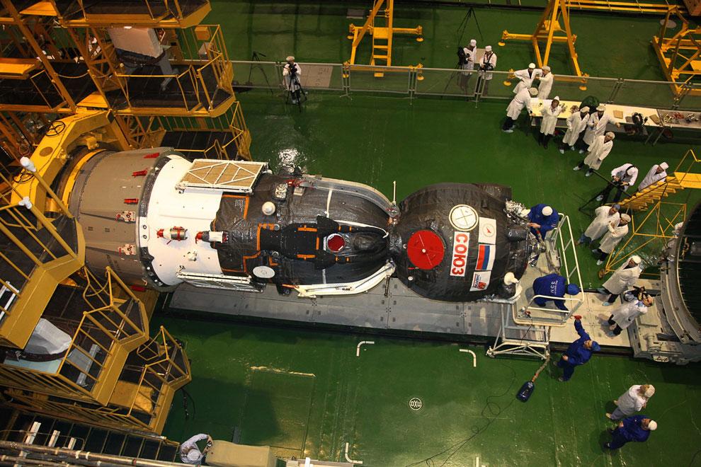 Космический корабль «Союз ТМА-08М»