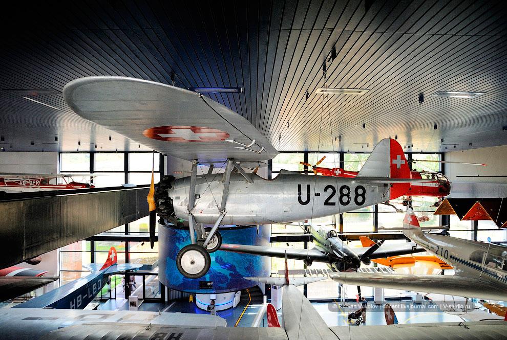 Швейцарский музей транспорта