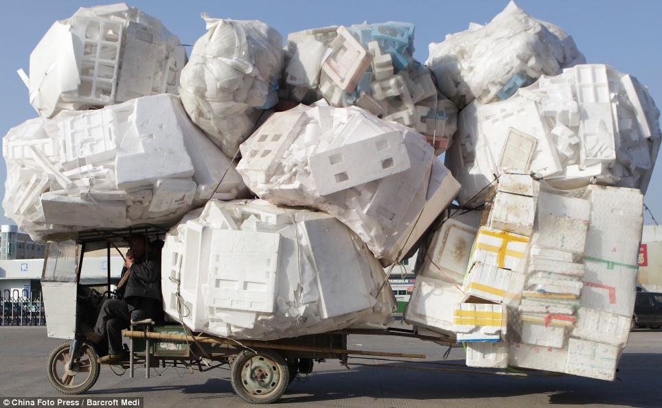 Особенности национальных перевозок в Китае