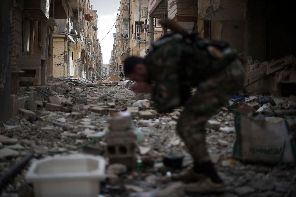 Город Дейр-эз-Зор, Сирия