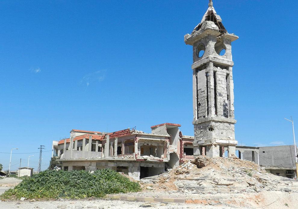 Город Хула, Сирия