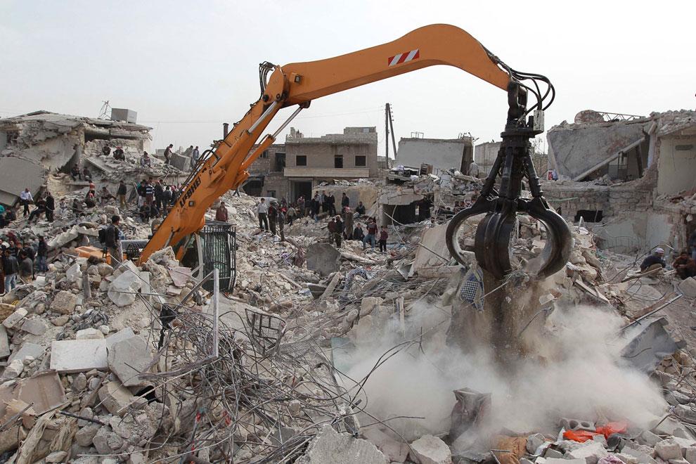 Алеппо — крупнейший город Сирии