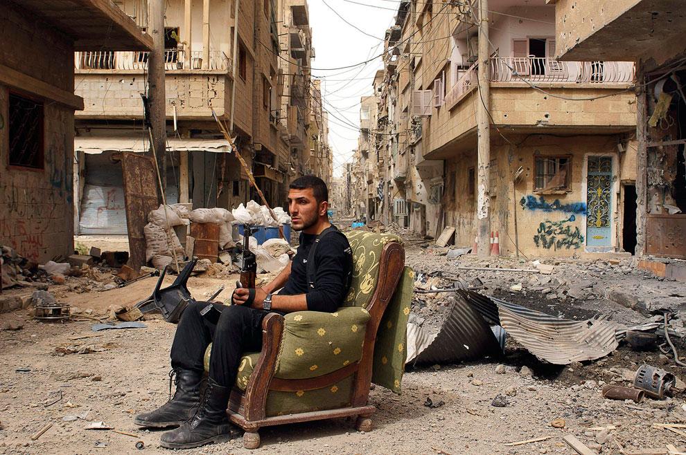 Так выглядит древнейшая цивилизация сегодня. Сирия. Руины древних городов