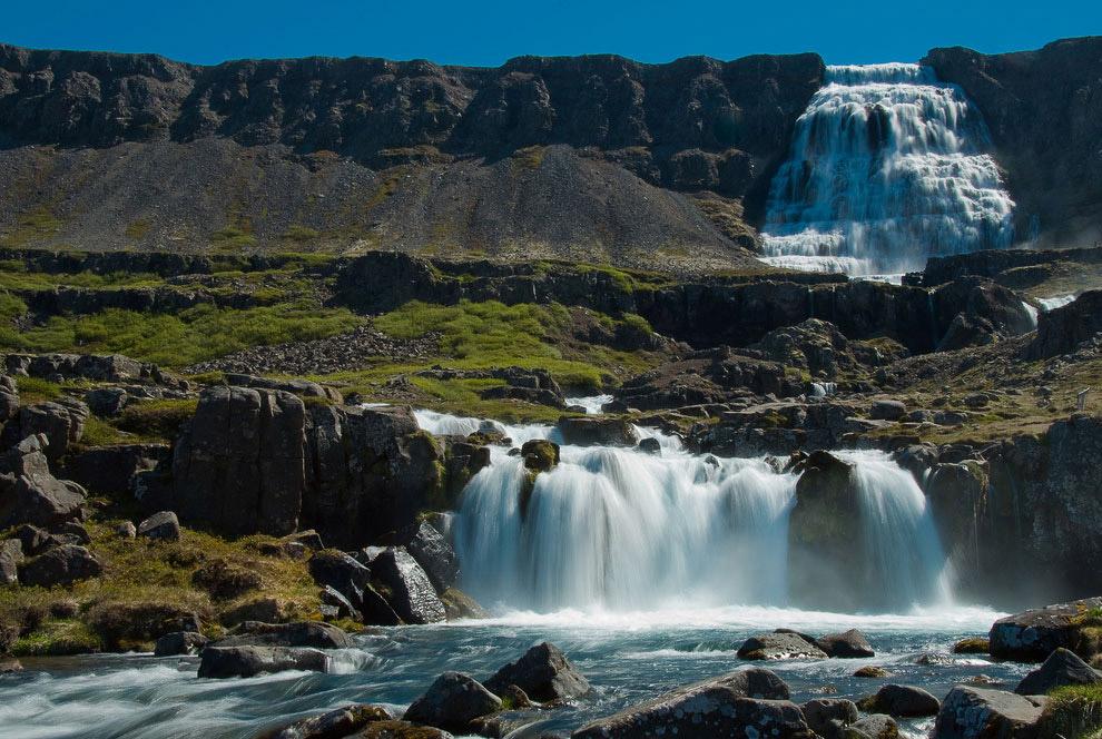 Водопад Диньянди